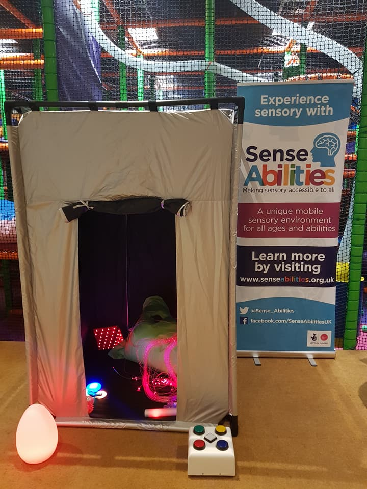 We Have A Wide Range Of Hirable Sensory Equipment To Suit