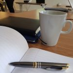 Study day at Lloyd's basnk School for Social Entrepreneurs