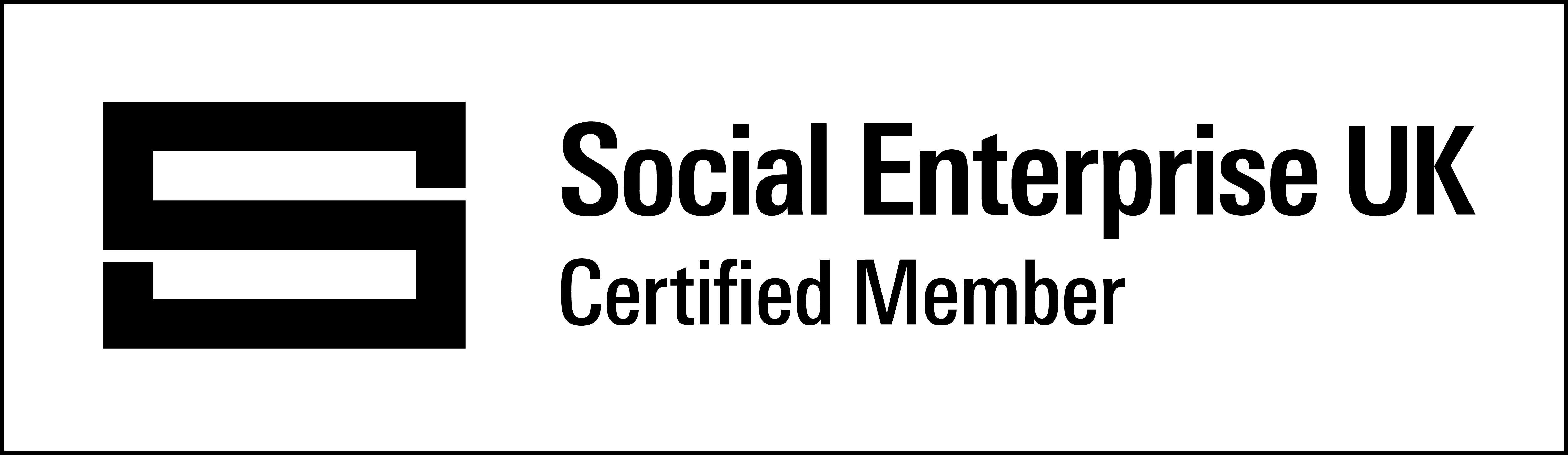 Social Enterprise UK Certified