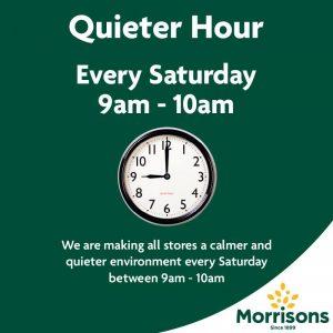 Morrisons Quieter Hour Paignton