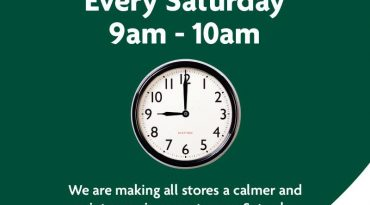 Morrisons Quieter Hour Paignton