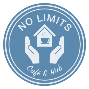No Limits Community Cafe & Hub Logo
