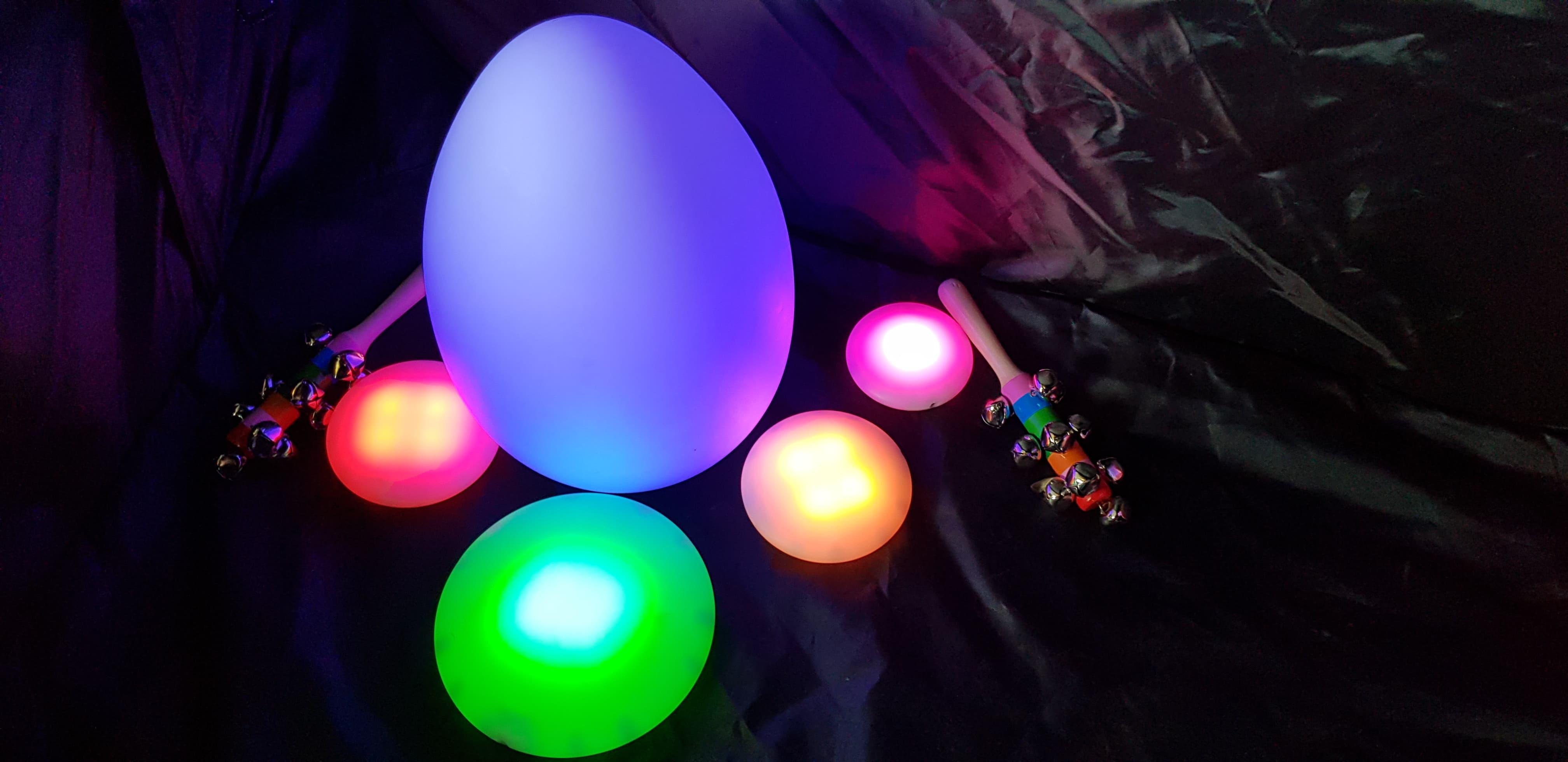 Mood Egg and Pebbles