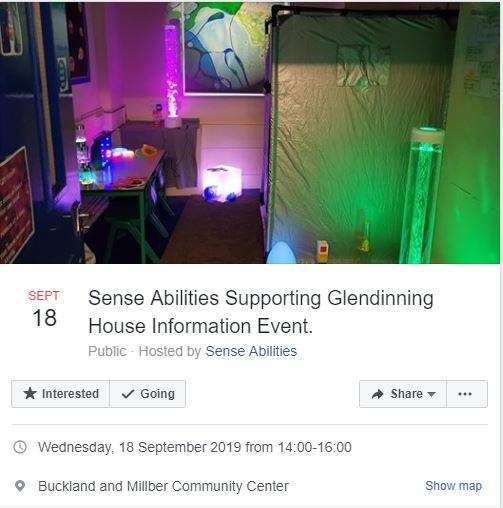 Gledinning House Information Event